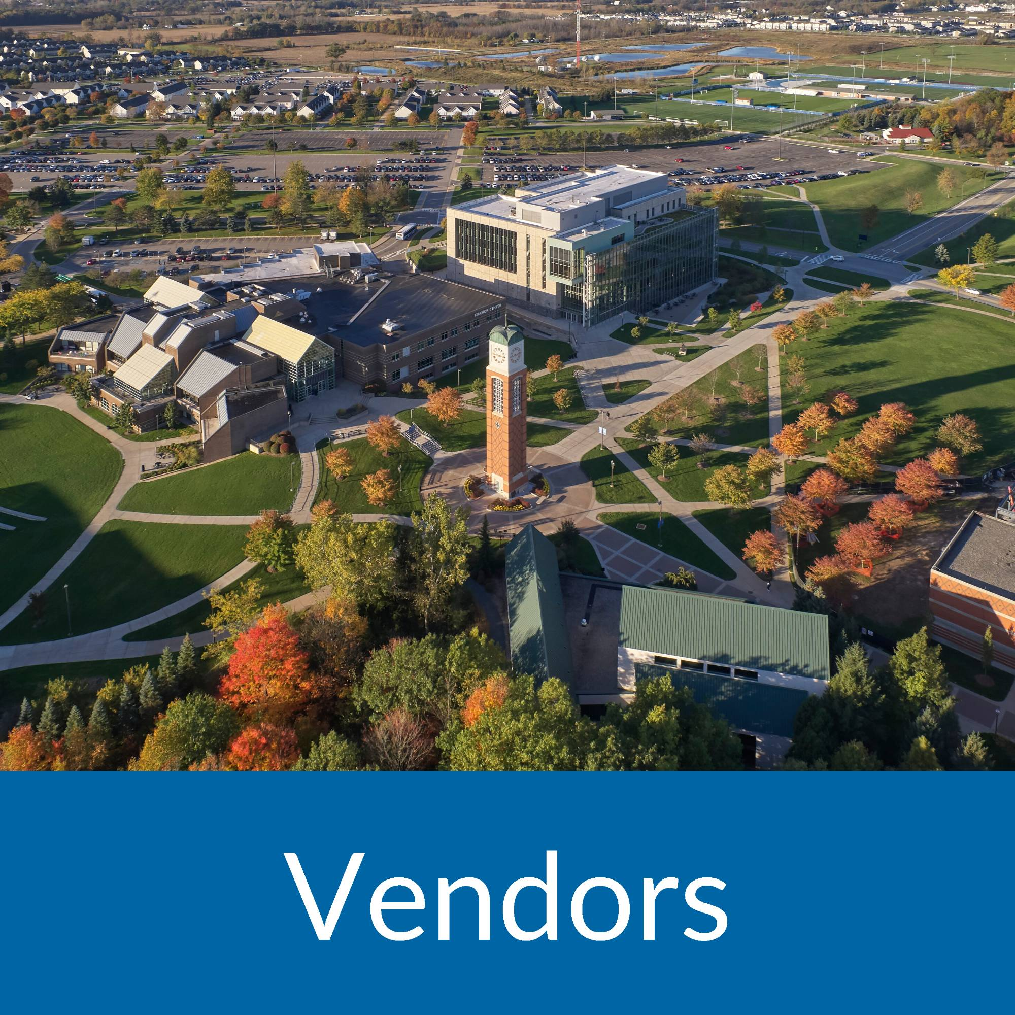 Services for Vendors